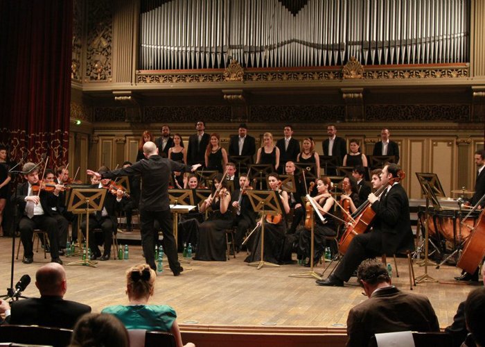 Rhapsody Chamber Orchestra