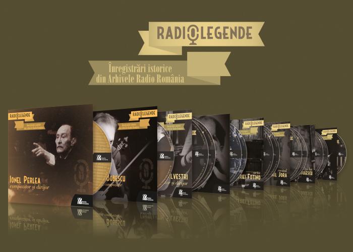 colecția RadioLegende